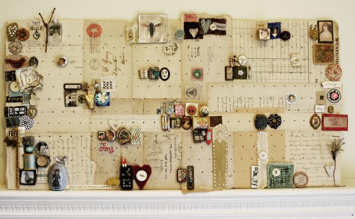 Art sampler may 09