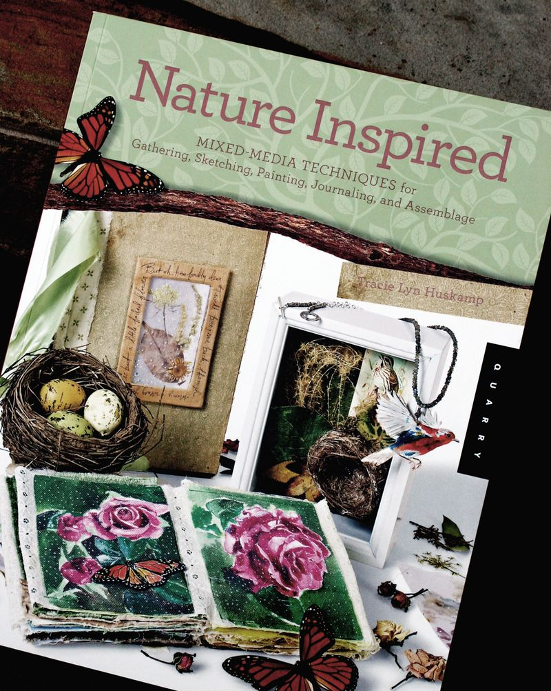 Nature inspired book