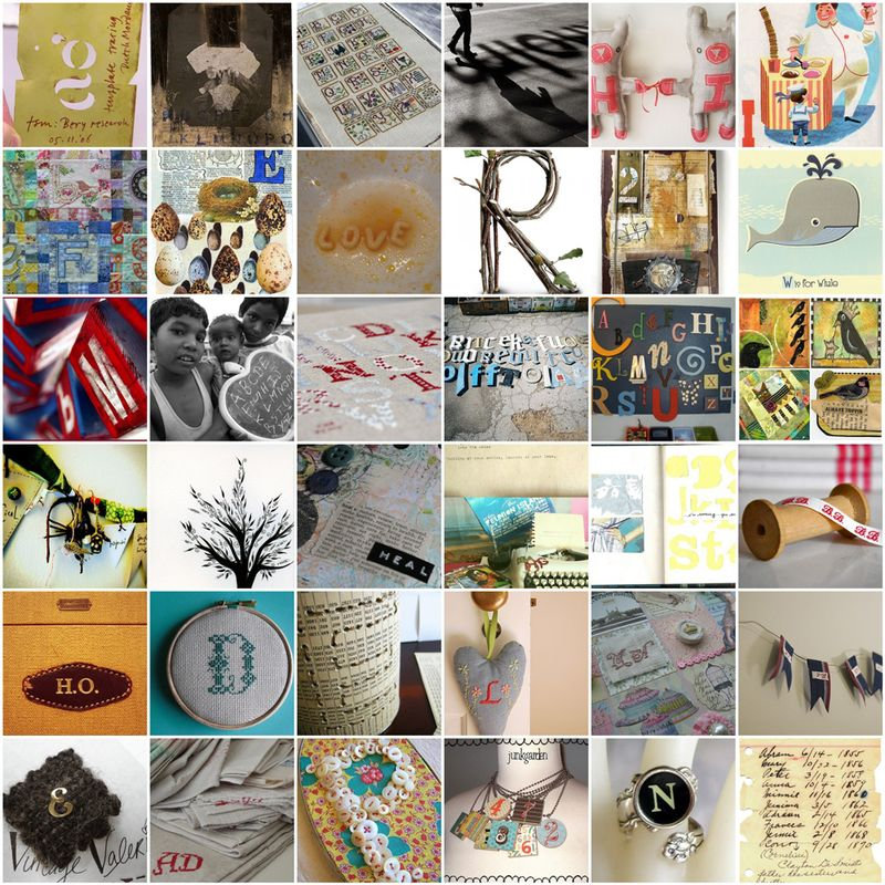 Alphas-and-words