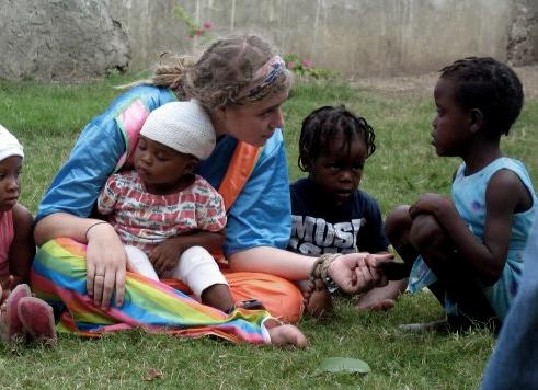 Madeline-haitian-children