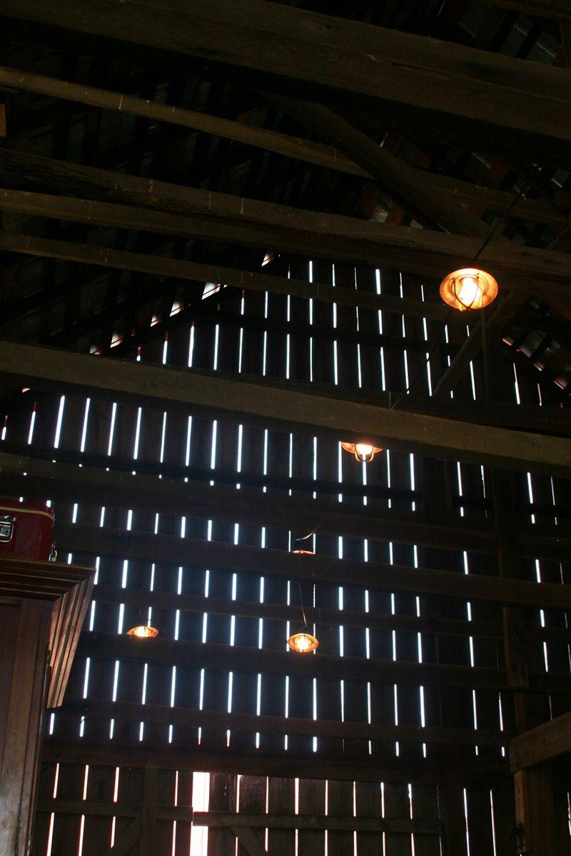 Barn-lights