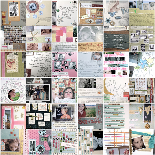 Mosaic-scrapbook-past-2