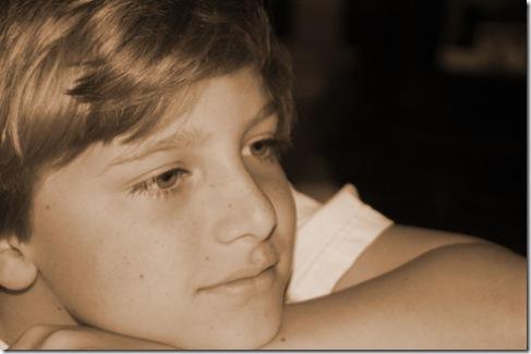 Luke is 10