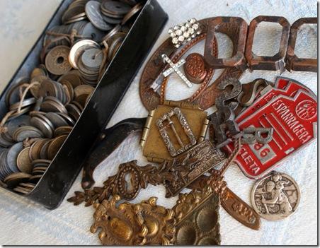 paris findings metal elements